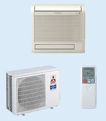 Coolwater2Aircool Floor Mounted AC Units
